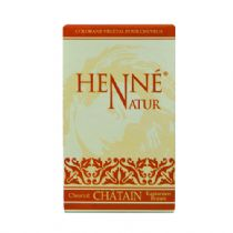Chestnut Henne Natural Henna Hair Dye Powder